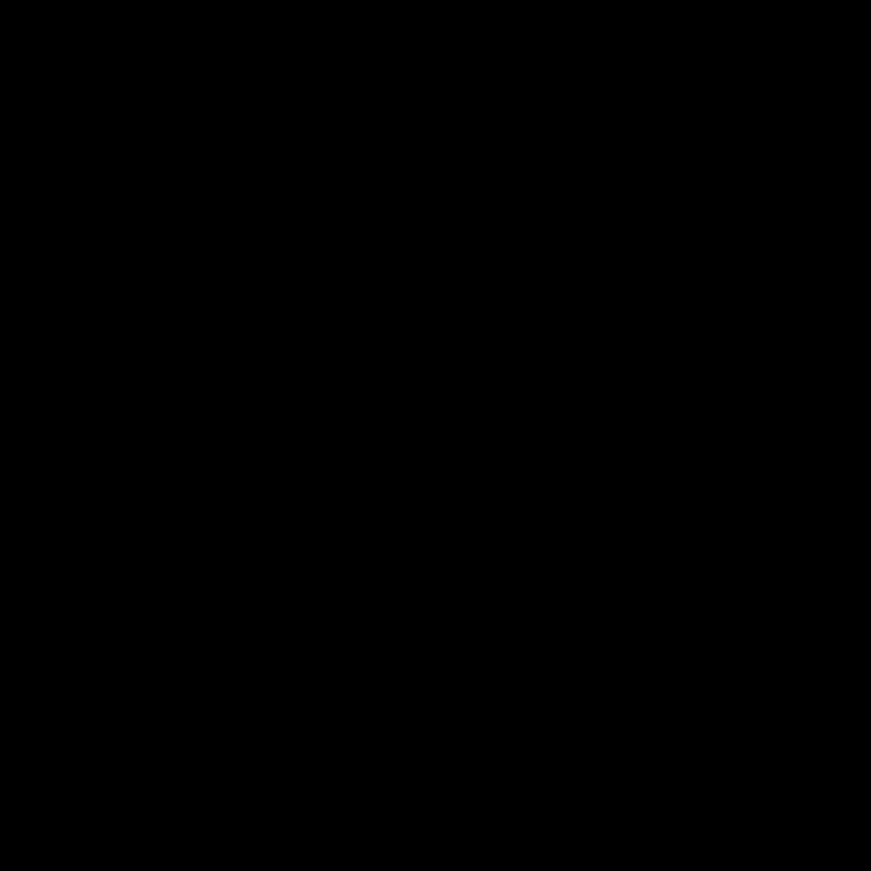 Structural formula of glycerin